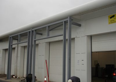 Workshop Extension to Honda Durham